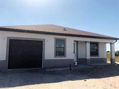 Naples Single Family Home For Sale: 2944 31st Ave NE