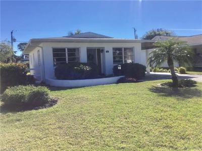 Naples Park Single Family Home Pending With Contingencies: 742 98th Ave N