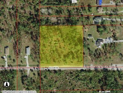 Naples Residential Lots & Land For Sale: 2nd Ave NE