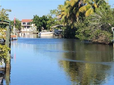 Bonita Springs Residential Lots & Land Sold: 27151 Flamingo Dr