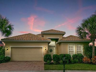 Lee County Single Family Home Pending With Contingencies: 10563 Yorkstone Dr