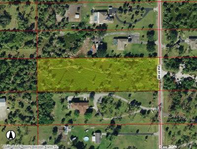 Naples Residential Lots & Land For Sale: 21 St SW