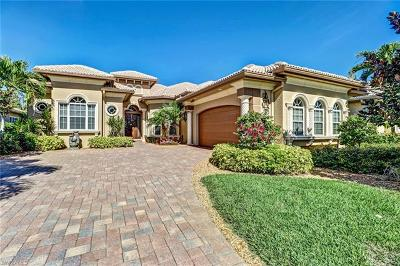 Naples Single Family Home For Sale: 5753 Hammock Isles Dr