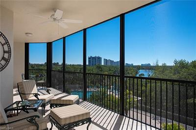 Naples Condo/Townhouse For Sale: 8960 Bay Colony Dr #302