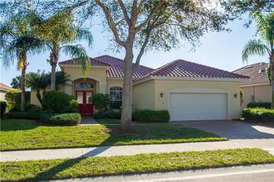 Fort Myers Single Family Home For Sale: 11119 Laughton Cir