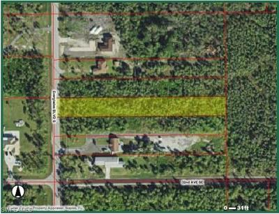 Naples Residential Lots & Land For Sale: 3158 Everglades Blvd S