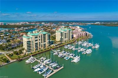 Marco Island Condo/Townhouse For Sale: 1069 Bald Eagle Dr #S-602