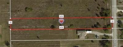 Naples Residential Lots & Land For Sale: 4345 Everglades Blvd N