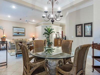 Naples Condo/Townhouse For Sale: 2425 Mont Claire Ct #201