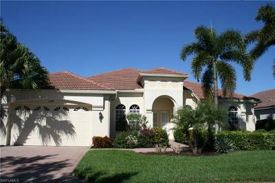 Estero Single Family Home For Sale: 23140 Whispering Ridge Dr