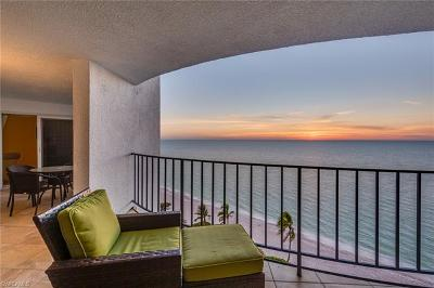Condo/Townhouse Sold: 3951 Gulf Shore Blvd N #901