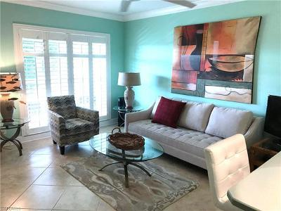 Marco Island Condo/Townhouse Pending With Contingencies: 235 Seaview Ct #D8