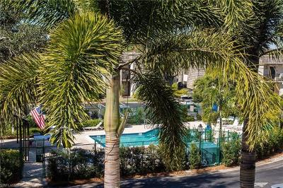 Naples Bath And Tennis Club Condo/Townhouse Pending With Contingencies: 1550 Oyster Catcher Pt #C