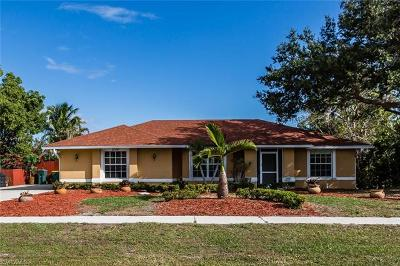 Marco Island Single Family Home Pending With Contingencies: 2054 Sheffield Ave