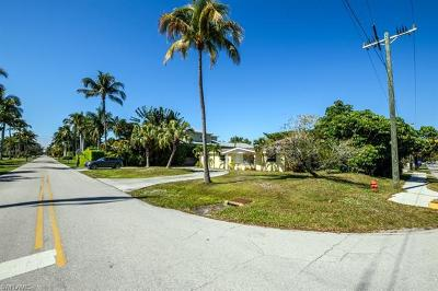 Olde Naples Single Family Home For Sale: 783 11th Ave S