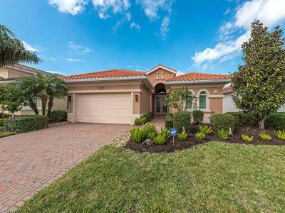 Naples Single Family Home For Sale: 7818 Martino Cir