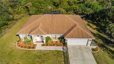 Lehigh Acres Single Family Home Pending With Contingencies: 2003 E 7th St
