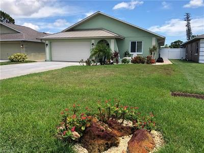 Naples Park Single Family Home Pending With Contingencies: 616 108th Ave N