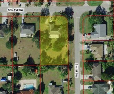 Golden Gate City Single Family Home For Sale: 5100 17th Ave SW