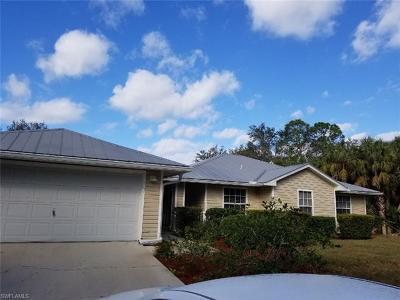 Golden Gate City, Golden Gate Estates, Golden Gate Prof Bldg Single Family Home For Sale: 761 11th St NW