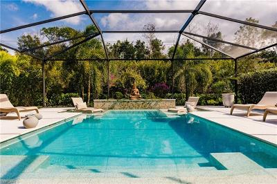 Naples Single Family Home For Sale: 7823 Martino Cir