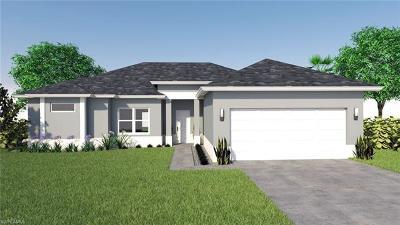 Bonita Springs Single Family Home For Sale: 4618 San Antonio Ln