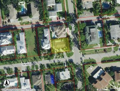 Naples Residential Lots & Land For Sale: 783 11th Ave S