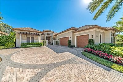 Naples Single Family Home For Sale: 28574 La Caille Dr