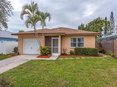 Naples Park Single Family Home Pending With Contingencies: 667 96th Ave N