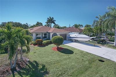 Naples Park Single Family Home For Sale: 754 98th Ave N
