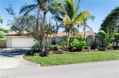 Naples Park Single Family Home For Sale: 701 103rd Ave N