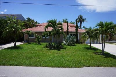 Bonita Springs Single Family Home For Sale: 4817 - 4819 Gary Rd