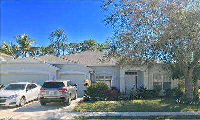 Estero Single Family Home For Sale: 23345 Olde Meadowbrook Cir