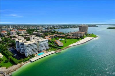 Marco Island Condo/Townhouse For Sale: 1070 S Collier Blvd #602