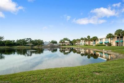 Naples Park Condo/Townhouse For Sale: 828 Gulf Pavillion Dr #105