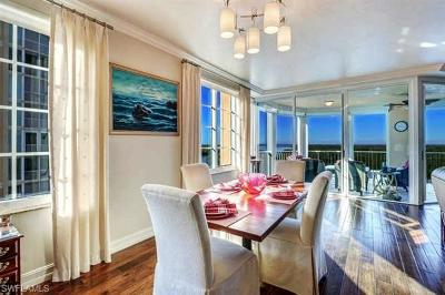 Collier County Condo/Townhouse For Sale: 435 Dockside Dr #A-601