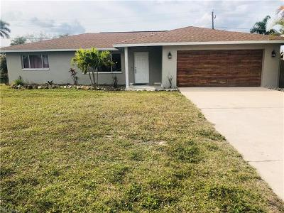 Fort Myers Single Family Home For Sale: 17188 Lee Rd