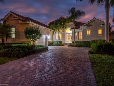 Fort Myers Single Family Home Pending With Contingencies: 5717 Whispering Willow Way