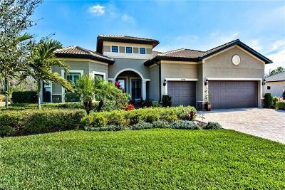 Estero Single Family Home For Sale: 20788 Corkscrew Shores Blvd