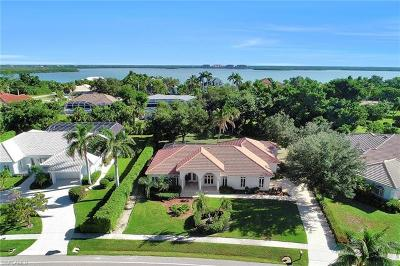 Marco Island Single Family Home Pending With Contingencies: 631 S Barfield Dr