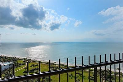 Naples Condo/Townhouse For Sale: 4251 Gulf Shore Blvd N #PH-C