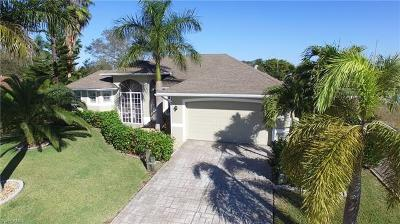 Cape Coral Single Family Home For Sale: 523 SE 15th St