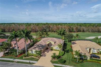 Single Family Home For Sale: 3625 Cedar Hammock Ct