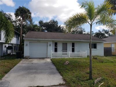 Bonita Springs Single Family Home For Sale: 27921 Quinn St