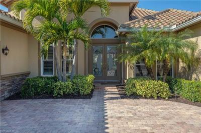 Naples FL Single Family Home Sold: $1,100,000