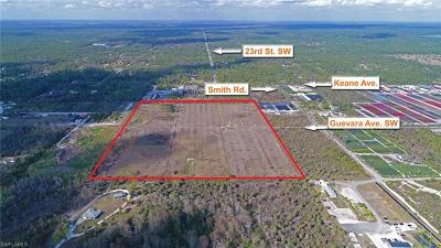 Naples Residential Lots & Land For Sale: 2577 Smith Rd