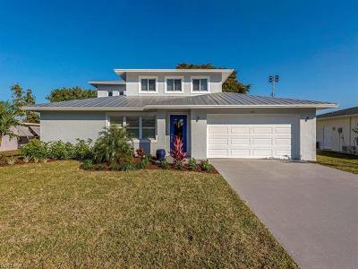 Naples Park Single Family Home For Sale: 617 91st Ave N