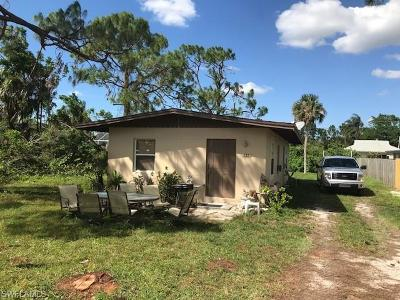 Goodland, Marco Island, Naples, Fort Myers, Lee Multi Family Home For Sale: 787 110th Ave N