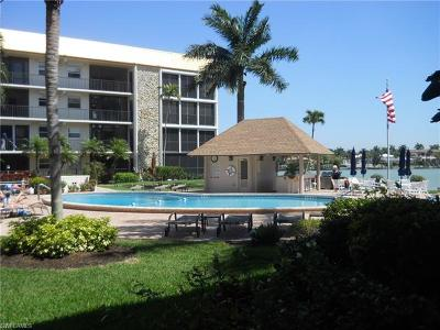 Moorings Condo/Townhouse For Sale: 2900 Gulf Shore Blvd N #113