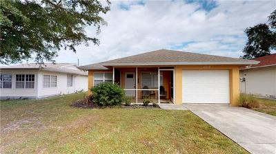 Naples Park Single Family Home For Sale: 619 102nd Ave N